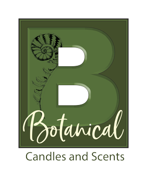 Botanical candles and soaps
